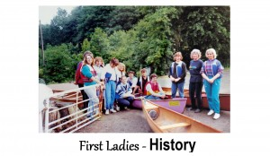 FIRST LADIES history